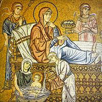 Рождество Пресвятой Богородицы. Иконография