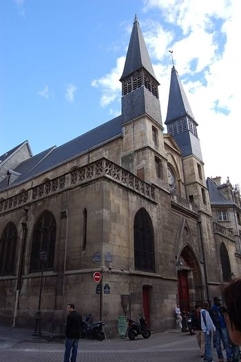 Saint Leu de Paris