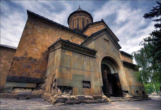 Сионский собор. Фото: Теймураз Блюмгардт/ http://pik.tv/ru/blogs/