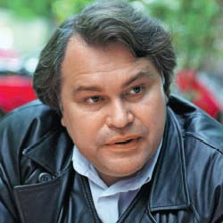 Тележурналист Аркадий Мамонтов: семья в России находится под ударом ювенальной юстиции