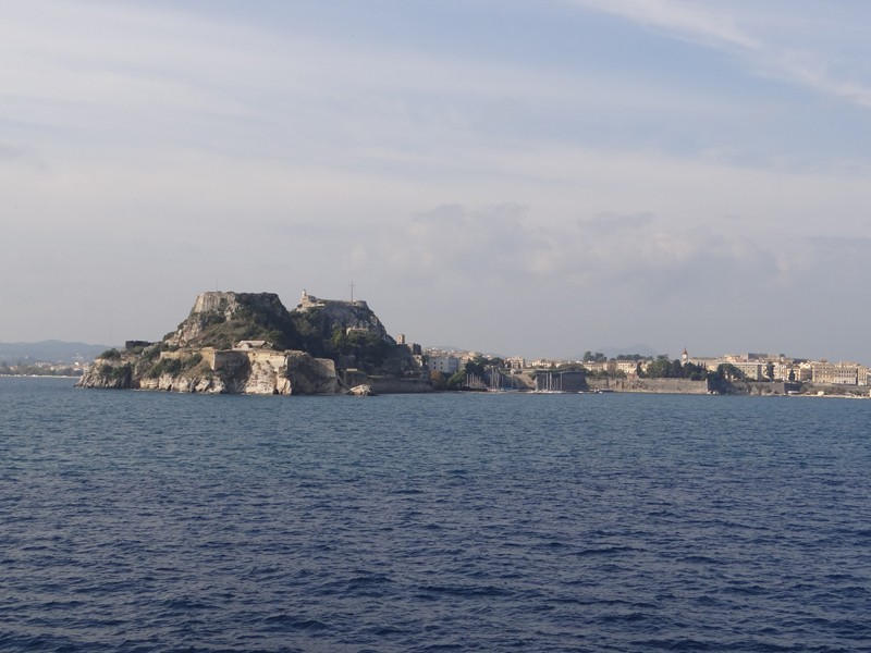 Остров Корфу. Старая крепость. Фото: протоиерей Василий Бирюков