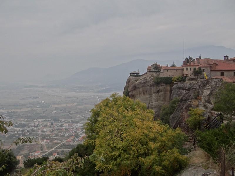 Метеоры. Монастырь святого Стефана. Фото: протоиерей Василий Бирюков