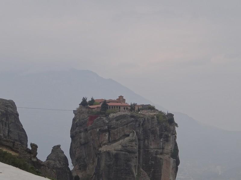 Метеоры . Монастырь Святой Троицы. Фото: протоиерей Василий Бирюков
