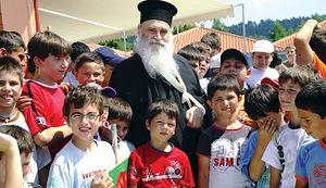 Греческий архимандрит Гервасиос Иоанн стал одним из кандидатов на Нобелевскую премию мира