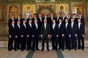Праздником православного единства стала литургия, совершенная в Вашингтоне с участием хора Сретенского монастыря