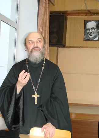 Протоиерей Павел Карташев