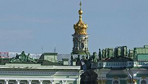 Государственный Эрмитаж проводит открытый аукцион в электронной форме на выполнение работ по воссозданию иконостаса Большой церкви Зимнего дворца