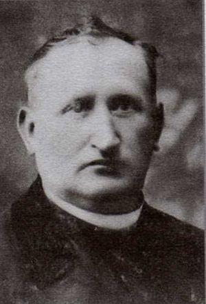 Священник Михаил Артим