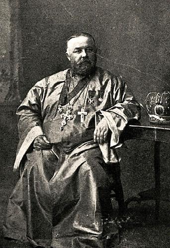 Отец Алексей Товт