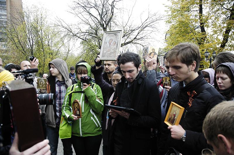 где знакомится православная молодежь москвы