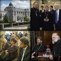 Презентация «Несвятых святых» в Библиотеке Конгресса США