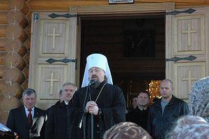 митрополит Иоанн призвал верующих к совместной молитве