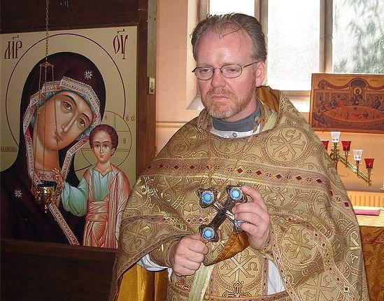 Cвященник Стефан Платт
