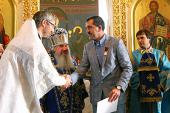 Впервые за шесть десятилетий совершено освящение православного храма в Ингушетии