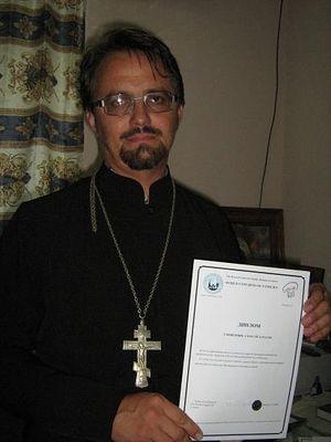 Священник Алексий (Тарасов) спас от аборта 2 тысячи малышей в Волгограде