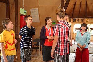 На осенних школьных каникулах при Свято-Даниловом монастыре откроется детский лагерь