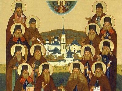 Промысл Божий в судьбах Оптинских старцев
