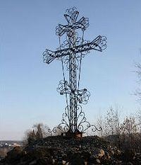 В Кузбассе установят уникальный поклонный крест