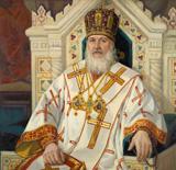 Нуракишева А. Портрет патриарха Кирилла