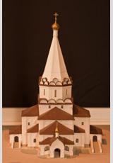 Макет храма