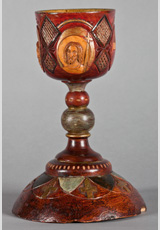 Евхаристическая чаша святителя Афанасия (Сахарова)