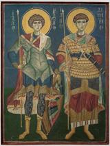 Свв. Георгий и Димитрий
