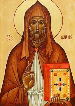 Преподобный Галл