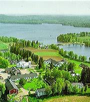 Ново-Валаамский монастырь. Финляндия