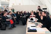 В рамках фестиваля «Вера и слово» прошел круглый стол «Межсоборное присутствие: участвуют ли СМИ в формировании дискуссионной культуры»