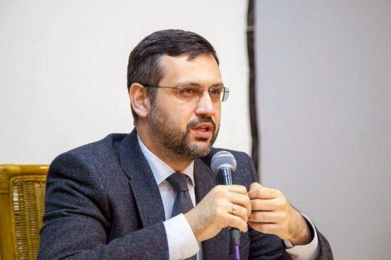 Председатель Синодального информационного отдела Владимир Легойда. Фото: Алексей Хлебин