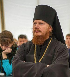 Председатель отдела по делам молодежи Украинской Православной Церкви епископ Обуховский Иона (Черепанов)