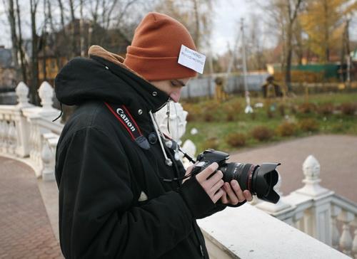 Помимо участия в подготовке акции, будущие фотографы и операторы стали добровольными «фото фиксаторами» в день самого мероприятия
