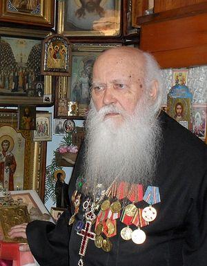 Отец Борис Бартов