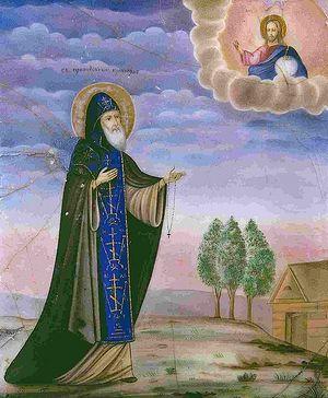 Преподобный Иринарх Затворник, Ростовский чудотворец