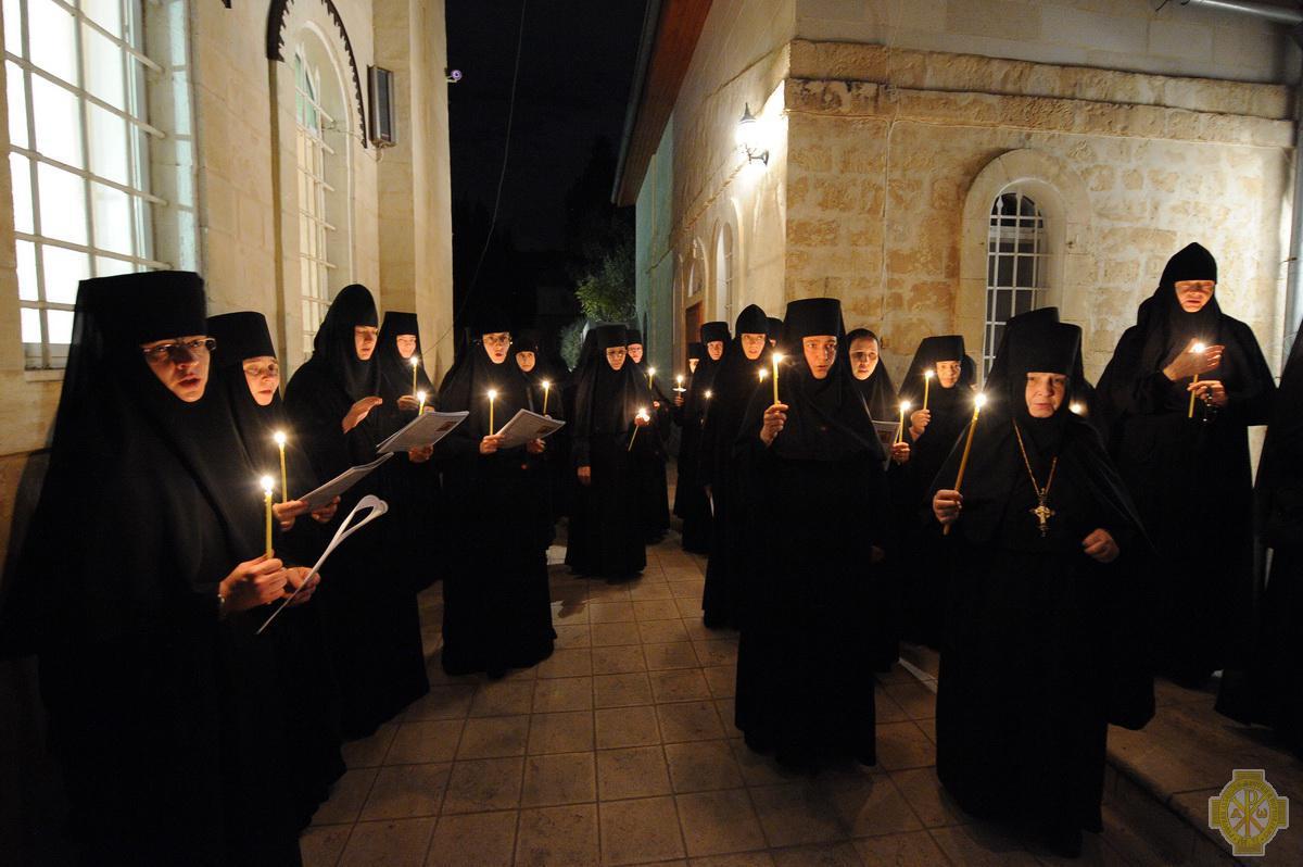Православные фильмы о горнем монастыре