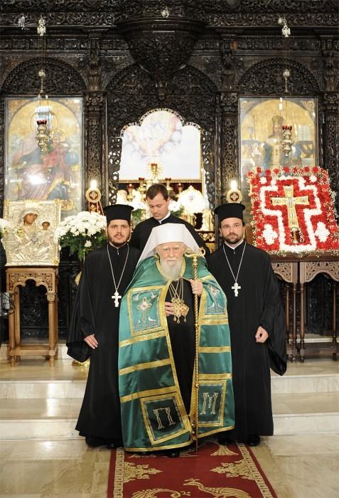 Святейший Патриарх Болгарский Максим (1914–2012).  Фото: Патриархия.Ru