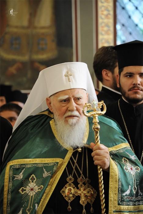 Святейший Патриарх Болгарский Максим. Фото: Патриархия.Ru