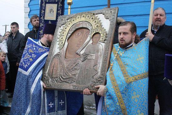 В день празднования Казанской иконы Пресвятой Богородицы архиепископ Курганский и Шадринский возглавил богослужение в Свято-Казанском Чимеевском мужском монастыре