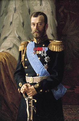 Владимир Черный. Последний российский император