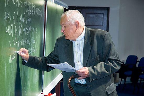 Игорь Ростиславович Шафаревич. Доклад на семинаре в МИАН 17 июня 2008 г.