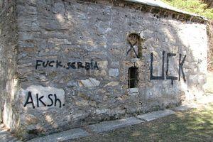 Photo: website of the Raska-Prizen Kosovo Metohija diocese.