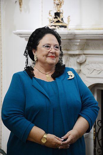 глава Российского императорского дома великая княгиня Марией Владимировна
