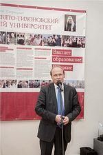 Советник президента РФ по культуре Владимир Толстой
