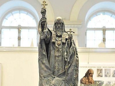 Памятник патриарху Ермогену: победитель и номинанты