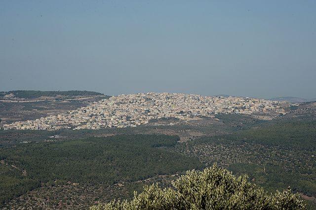 Патриарх Кирилл посетил монастырь Преображения Господня на горе Фавор