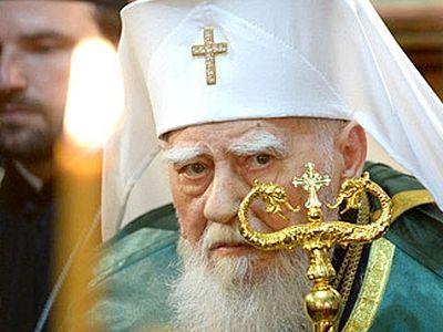Безальтернативный патриарх Максим