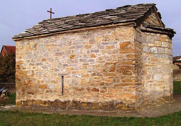Црква Св. Луке у Великој Хочи