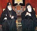 Визит Патриарха Варфоломея в Грузию: подробности