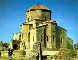 Монастырь Святого Креста. Мцхета