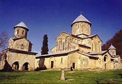 Гелати . монастырь в честь Пресв. Богородицы